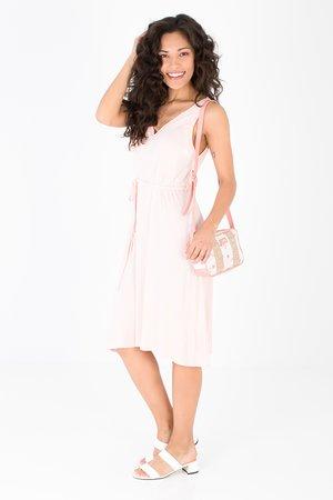Smash JULIETTE Dámské šaty růžová