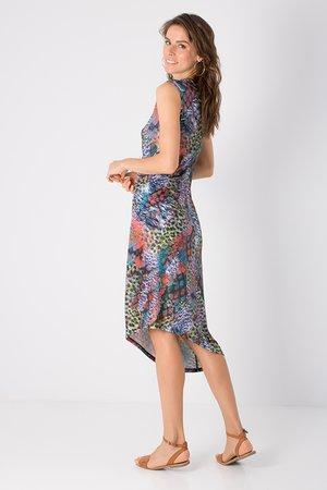 Smash LAINEY Dámské šaty mix barev barev