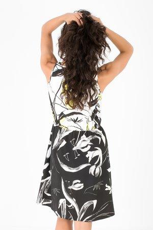 Smash JAZLYN Dámské šaty čierna