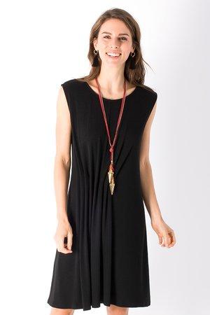 Smash JANE Dámské šaty čierna