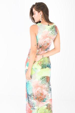 Smash JEWEL Dámské šaty mix barev barev