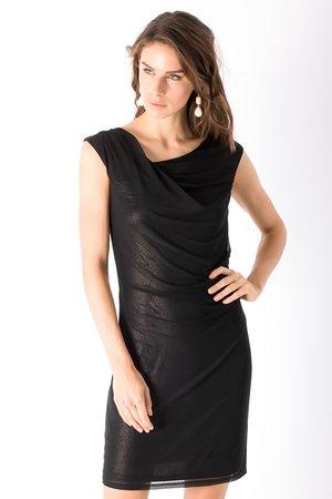 Smash HAGAR Dámské šaty černá