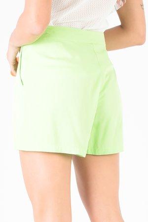 Smash BETHANY Dámské šortky zelenátka