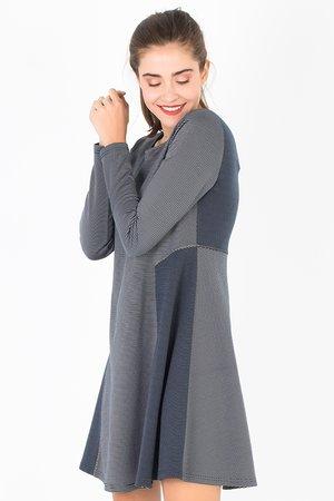 Smash LAUREL Dámské šaty tmavo modrá