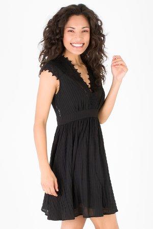 Smash KALANI Dámské šaty čierna
