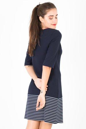 Smash LORELEI Dámské šaty tmavo modrá