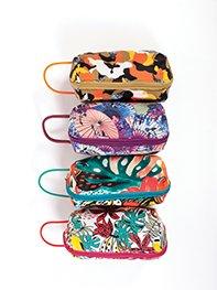 Smash KITSCH Dámská kabelka mix barev barev jedna velikost