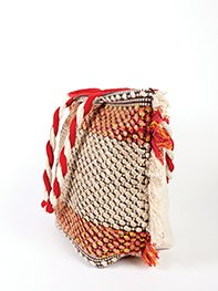 Smash TRACERY Dámská kabelka červená jedna velikost