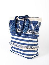 Smash TULIA Dámská kabelka modrá jedna velikost