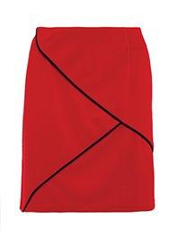 Smash MARGARITA Dámská sukně červená