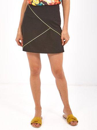 Smash MARGARITA Dámská sukně černá