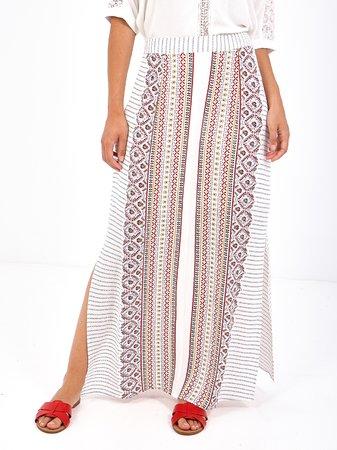 Smash AZAFRAN Dámská sukně bílá