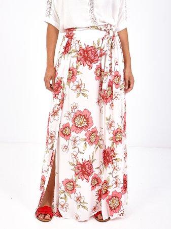 Smash EBANO Dámská sukně bílá