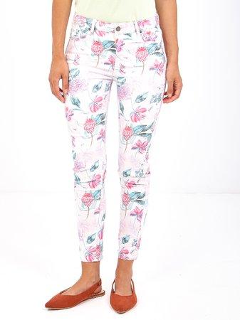 Smash HAPPY Dámské kalhoty růžová