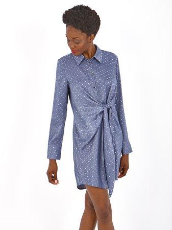 Smash FONTANA Dámské šaty modrá