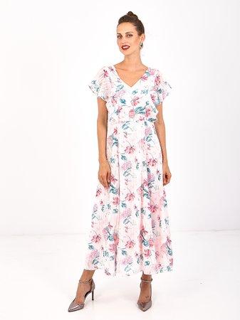 Smash EURIDITA Dámské šaty růžová