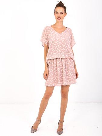 Smash FARRAGO Dámské šaty růžová