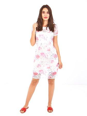 Smash VERDANT Dámské šaty růžová