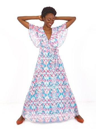Smash SMAAK Dámské šaty růžová