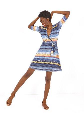 Smash DELIANA Dámské šaty modrá