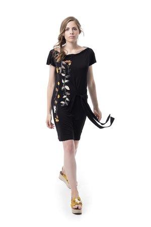 Mamatayoe Seda Dámské šaty černá