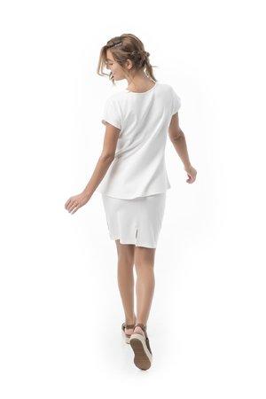 Mamatayoe Tartufo Dámské tričko bílé