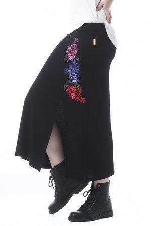 Mamatayoe Trufa Dámská sukně černá
