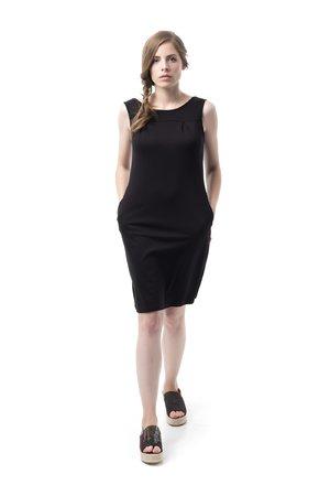 Mamatayoe Walden Dámské šaty černá