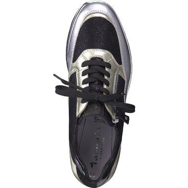 1-23707-24 Dámské boty 098 černá velikost