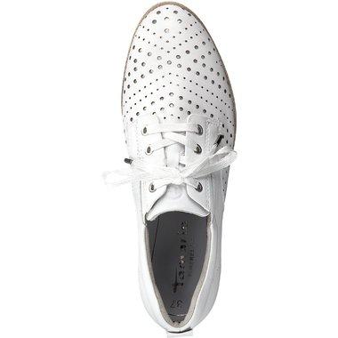 1-23744-24 Dámské boty 156 bílá velikost