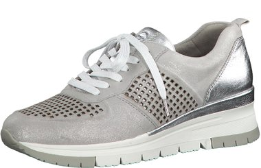 1-23745-24 Dámské boty 961 šedá velikost