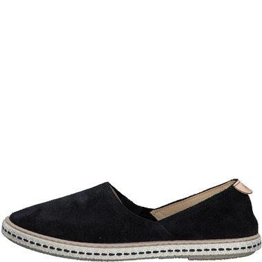 1-24605-34 Dámské boty 805 tmavě modrá velikost