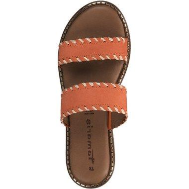 1-27128-34 Dámské boty 620 oranžová velikost