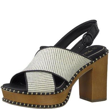 1-28323-24 Dámské boty 197 bílá velikost