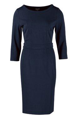 Zilch 02VIN40.198 Dámské šaty 18 tmavě modrá