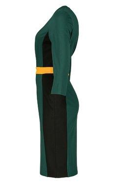 Zilch 02VIN40.198P Dámské šaty 823 zelená