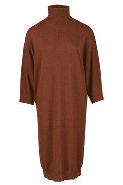 Zilch 02WOC40.199 Dámské šaty 635 tm. hnědá