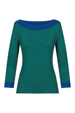 Zilch 11BAS30.016P Dámský svetr 552 zelená