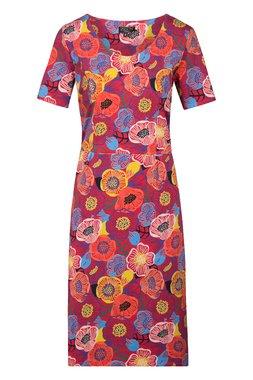 Zilch 11COL40.206R Dámské šaty 974 mix barev barev