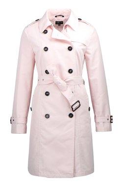 Zilch 11CPL80.024 Dámský kabát 348 růžová