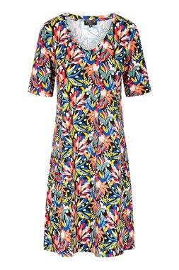 Zilch 11EVI40.171R Dámské šaty 982 mix barev barev