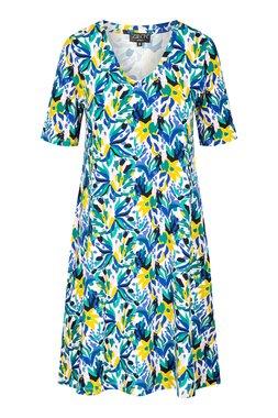 Zilch 11EVI40.171R Dámské šaty 983 mix barev barev
