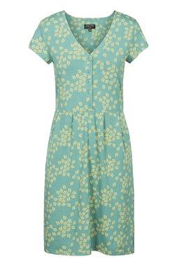 Zilch 11EVI40.207D Dámské šaty 976 zelená