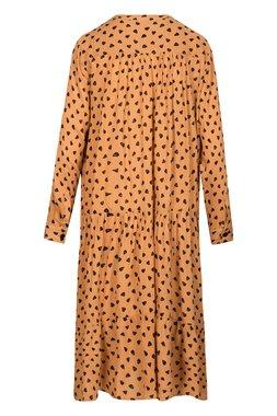 Zilch 11RAC40.221P Dámské šaty 987 hnědá