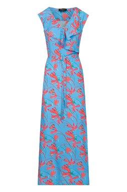 Zilch 11RVI40.185 Dámské šaty 972 modrá