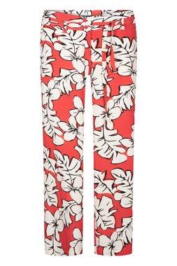 Zilch 11VCR60.053P Dámské kalhoty 980 červená