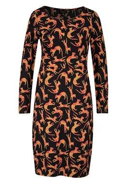 Zilch 12COL40.194 Dámské šaty 000792 černá