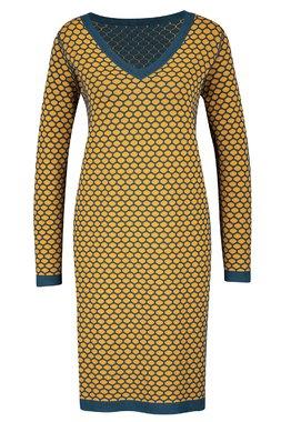 Zilch 12COMJ40.158 Dámské šaty 000074 modrá