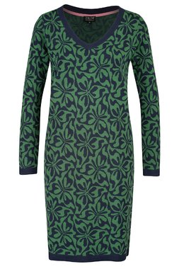 Zilch 12COTJ40.158 Dámské šaty 000712 zelená