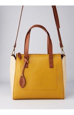 Surkana 21BONA412  Dámská kabelka 10 žlutá jedna velikost